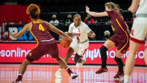 Husker Women fall to Minnesota