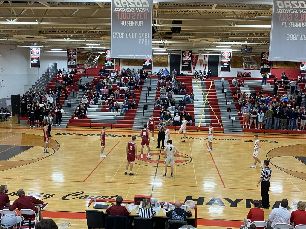 (Audio) Gothenburg grabs two road wins at Cozad