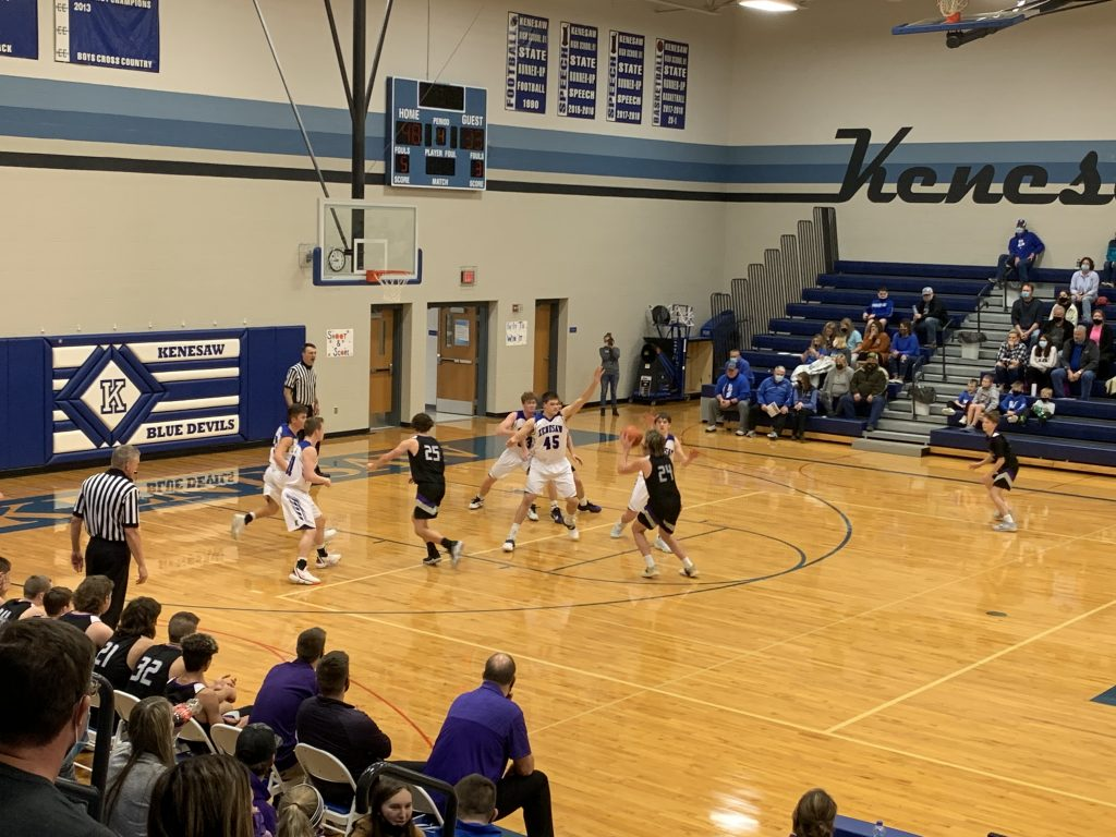 (AUDIO) – Kenesaw Boys Sprint Past Axtell