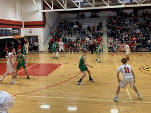 (AUDIO) - Loomis Boys Dominate in Alma; Johnson Hits Milestone