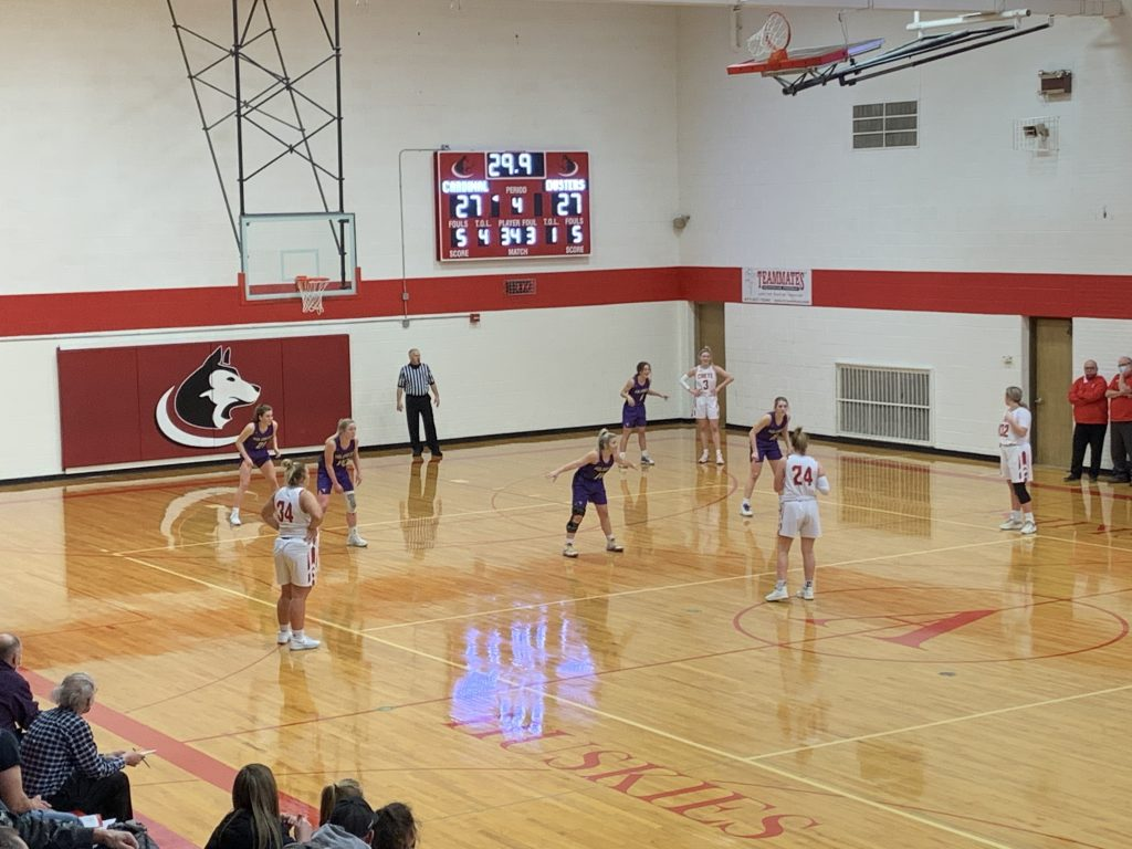 (AUDIO) – Duster Girls Fall in Final Moments Against Top Seeded Crete