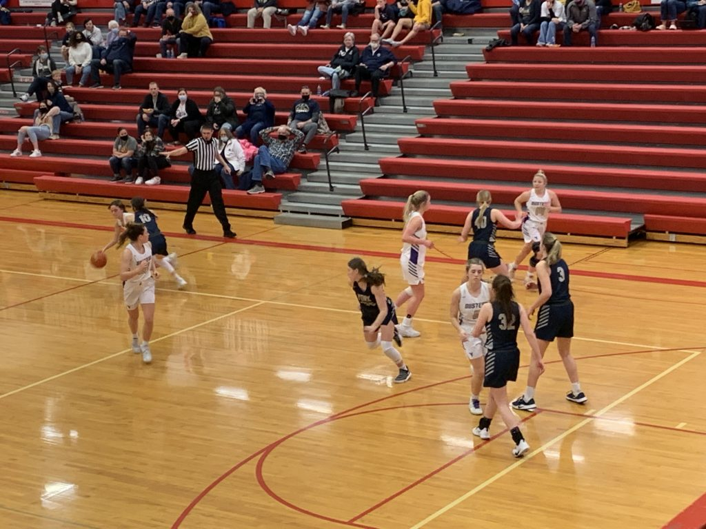 (AUDIO) – York and Holdrege Girls Battle into Overtime for 3rd Place Game
