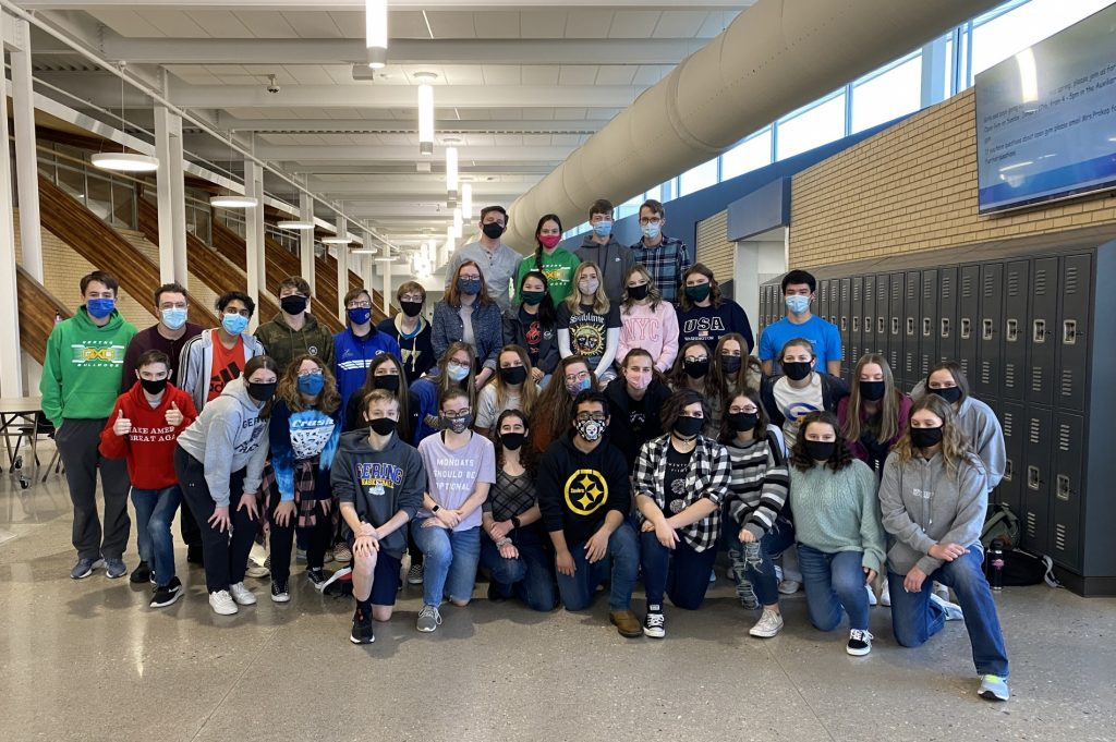 Gering High School Speech Team Wins Scottsbluff Invite