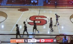 Mitchell boys win at Scottsbluff; Lady Cats rally big for win
