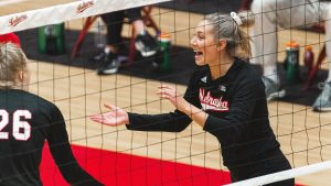Huskers Start Season With Sweep