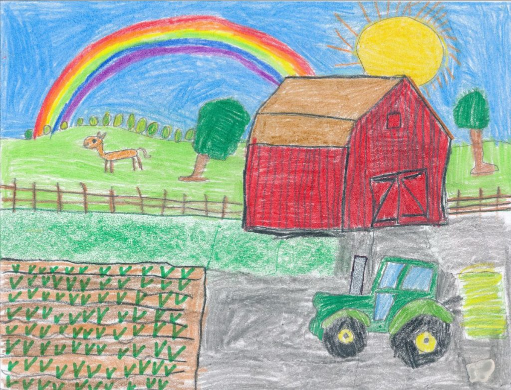 NDA asking students to enter annual poster contest highlighting NE agriculture