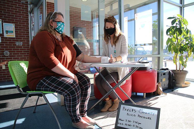 YMCA Offers Free Blood Pressure Monitoring Program