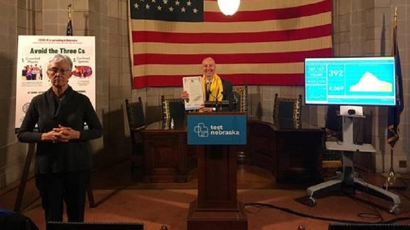 Ricketts Declares 'School Choice Week' in Nebraska
