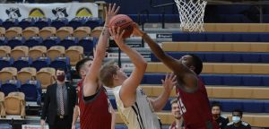Hardrockers hit late 3-pointer to edge Eagles in OT
