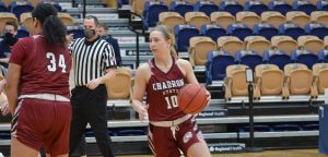 Hardrocker women elude Eagles on basketball court