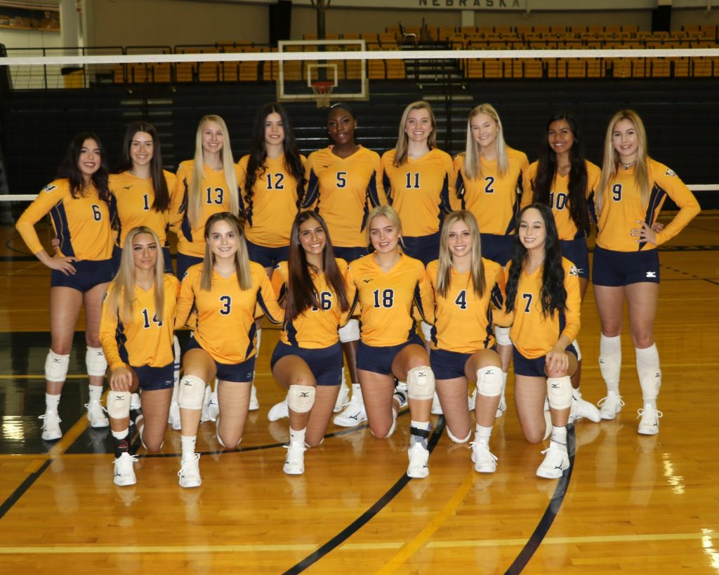 17th-ranked WNCC volleyball team opens season this weekend with home tourney