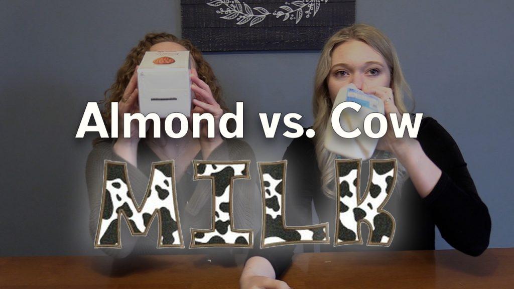 Cow milk vs. Almond milk | Friday Five | Jan. 15, 2021