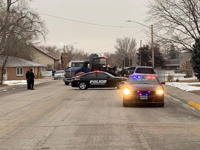 Man Dies in Torrington Collision Monday Morning