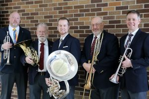 A Touch of Brass to perform at Northeast Community College