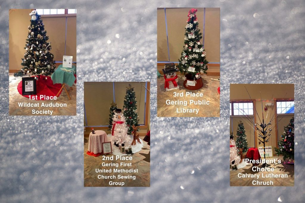 Museum's Christmas Tree Decorating Contest Winners Announced
