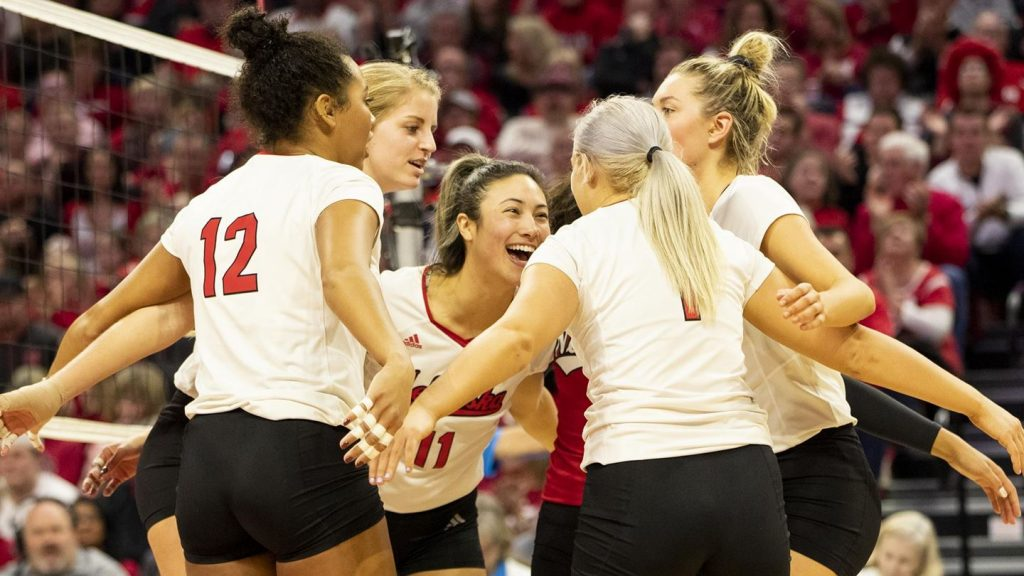 Huskers To Appear Nine Times This Spring On Tv