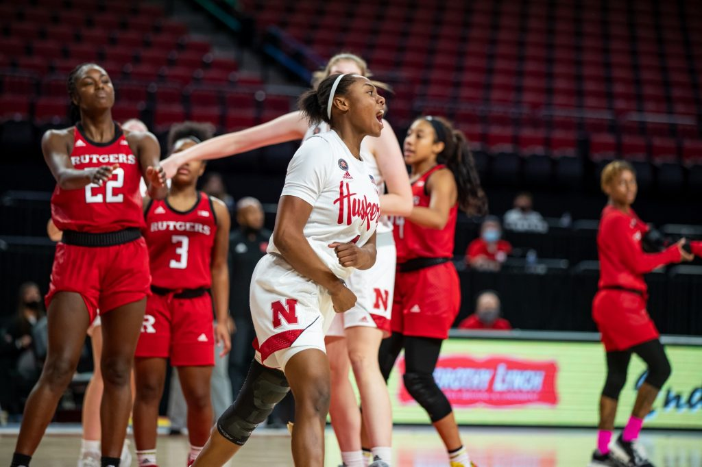 Huskers Outlast Rutgers in Classic Battle