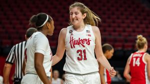 Husker Women Continue To Roll