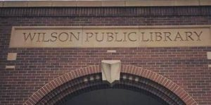 Wilson Public Library Announces 2021 One Book One Cozad Selection