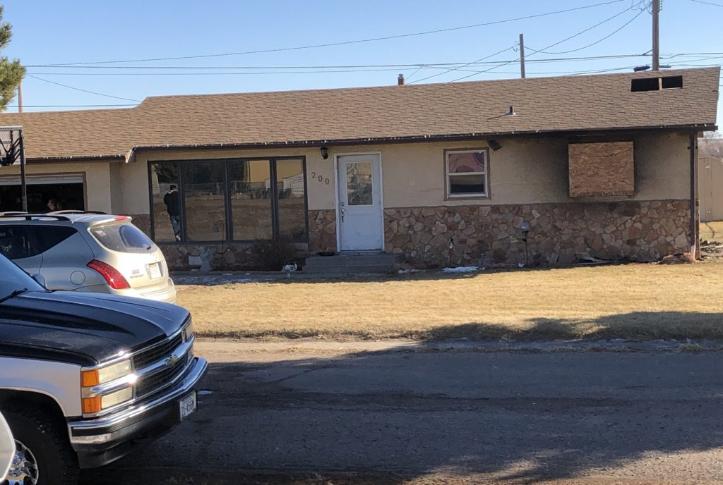 Gering Home Receives Heavy Smoke Damage in Sunday Fire