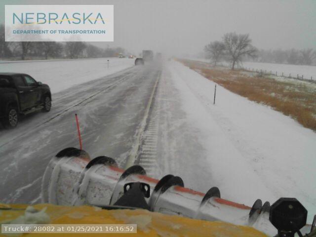 Interstate 80 EB closed at Cozad interchange mile marker 222