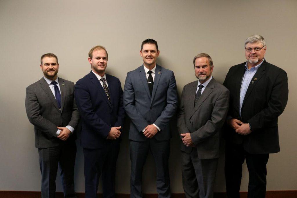Nebraska Corn Growers Association elects officers, at-large directors