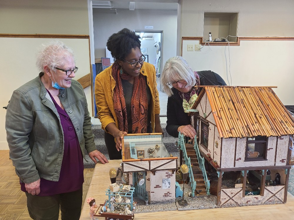 Miniatures display slices of life at WNAC exhibit opening Feb. 4