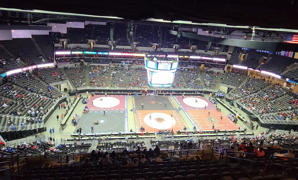 Friday Class C State Wrestling Results