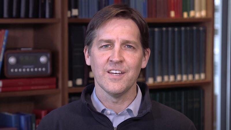 Sen. Ben Sasse Pushes Back Against Censure Calls by Nebraska GOP Activists