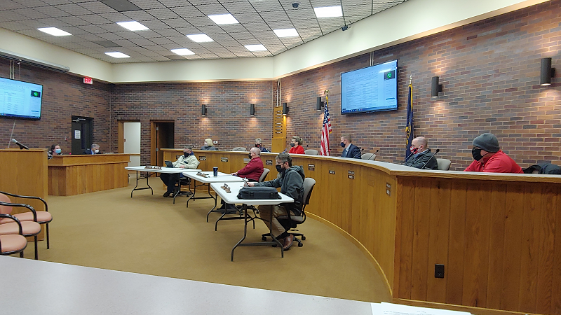 Regional Sleep Center Redevelopment Plan Approved by Gering Council