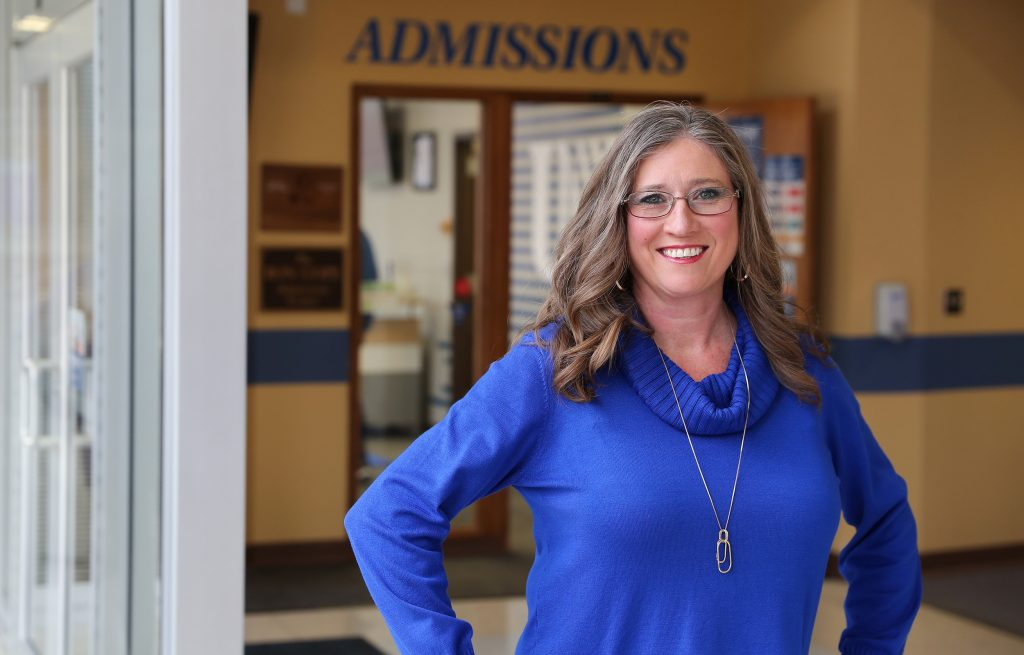 New UNK admissions director feels right at home in Kearney