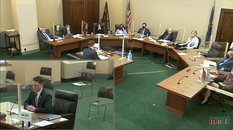 Transportation Committee Hears Testimony on Latest Helmet Law Repeal Bill
