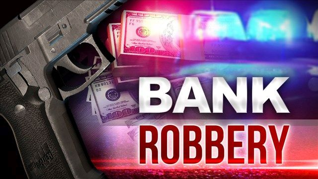 Burr Oak, KS bank robber still at-large