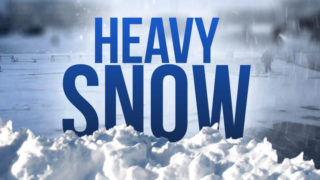 Heavy Snow Collapses Roof of Grand Island Landmark Skating Rink