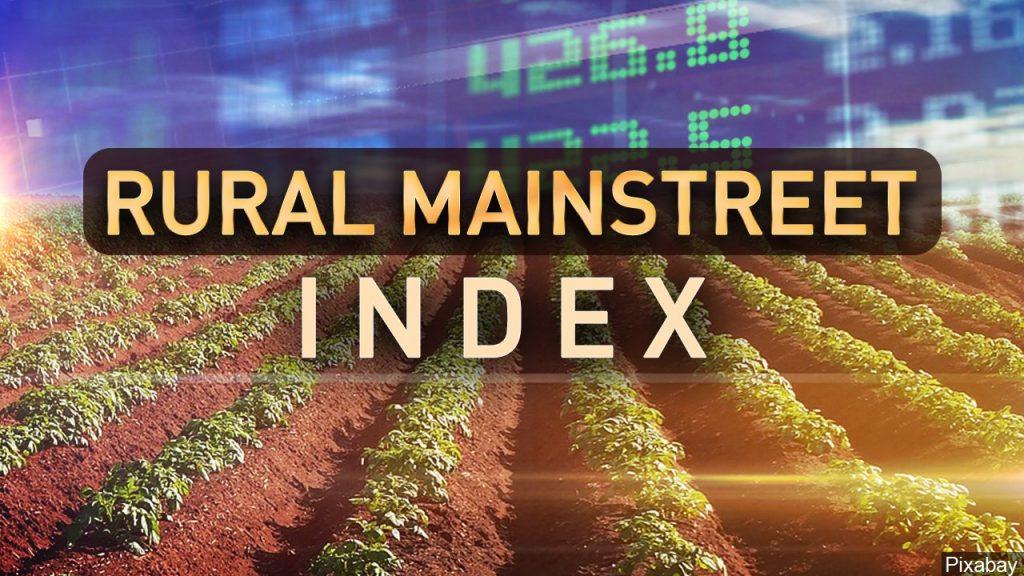 Creighton University Rural Mainstreet Index Rises Again in February