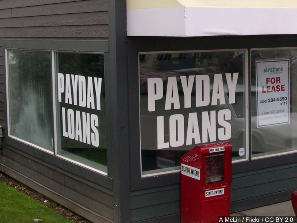 Payday Loan Businesses in Scottsbluff Closing