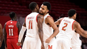 Husker Men lose at Maryland for 2nd straight night