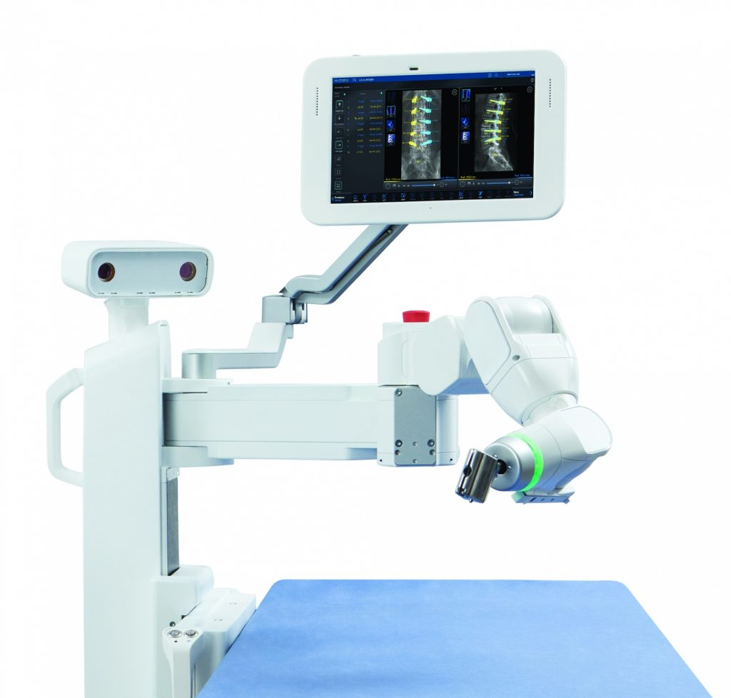 Regional West Now Offers Robotic Guided Technology for Spine Surgeries