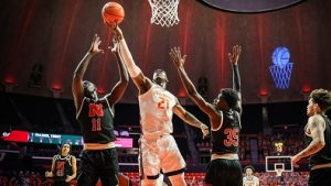 Husker Men lose to Illinois for second time
