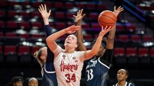 Nebraska Women shoot past Nittany Lions