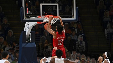 Husker Men defeat Penn State to snap 26-game Conference losing streak