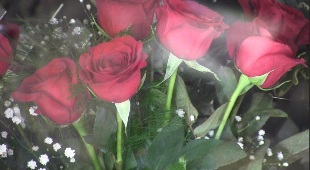 Florists Prepare for Valentine's Day