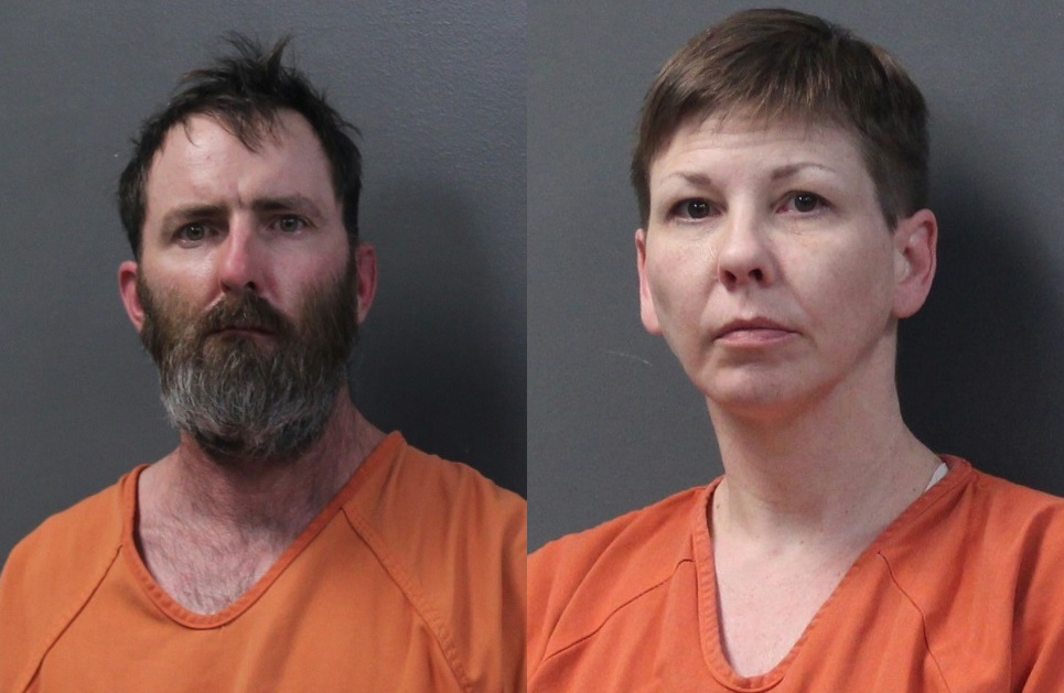 Duo Arrested on Meth Distribution Charges