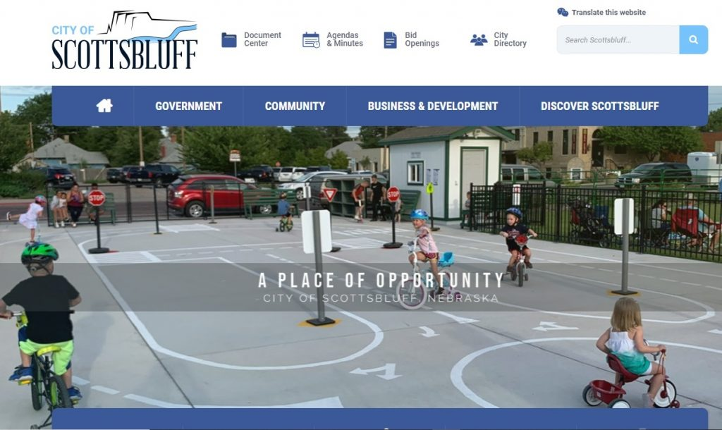 City of Scottsbluff Forms Internal Public Education and Outreach Committee