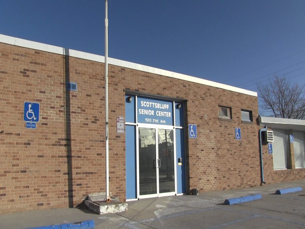 City of Scottsbluff Looking at Options for Former Senior Center Building
