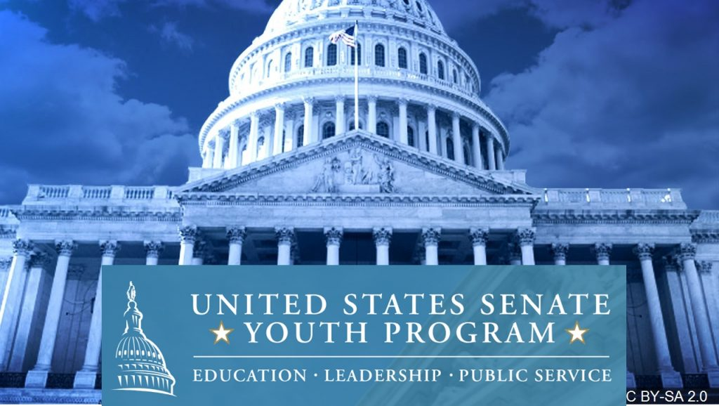 Burns Student One of Two from Wyoming Selected for U.S. Senate Youth Program