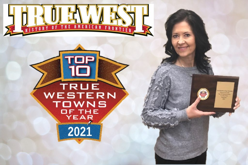 "Scottsbluff/Gering Named ""Top 10 True Western Town"" for Fourth Time"