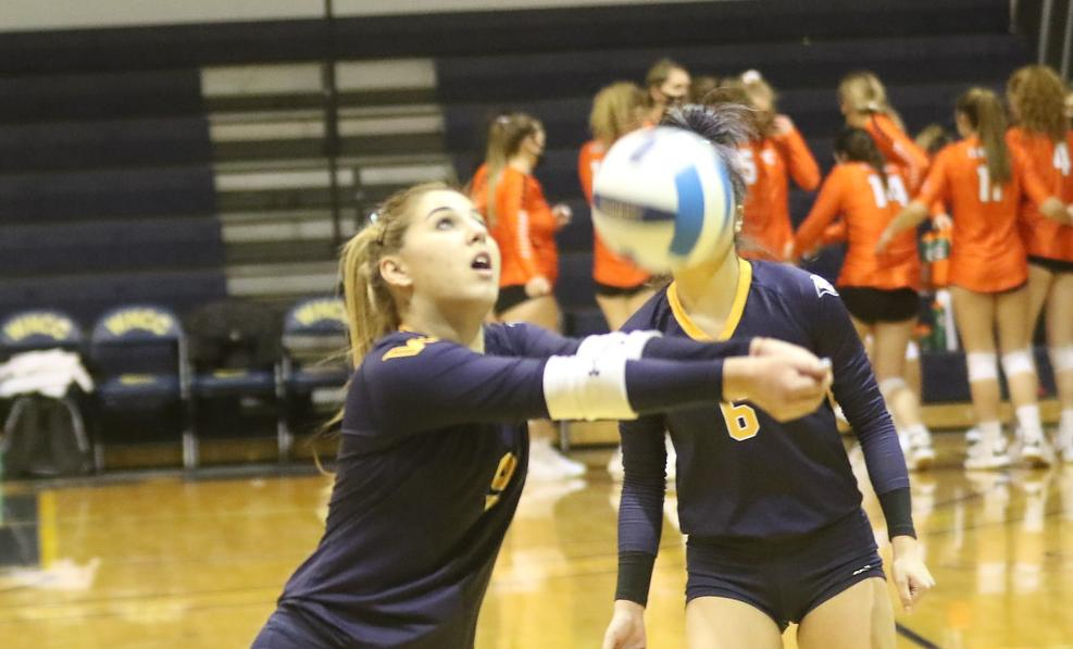 WNCC volleyball moves to No. 5 in polls, women's basketball falls to 22nd