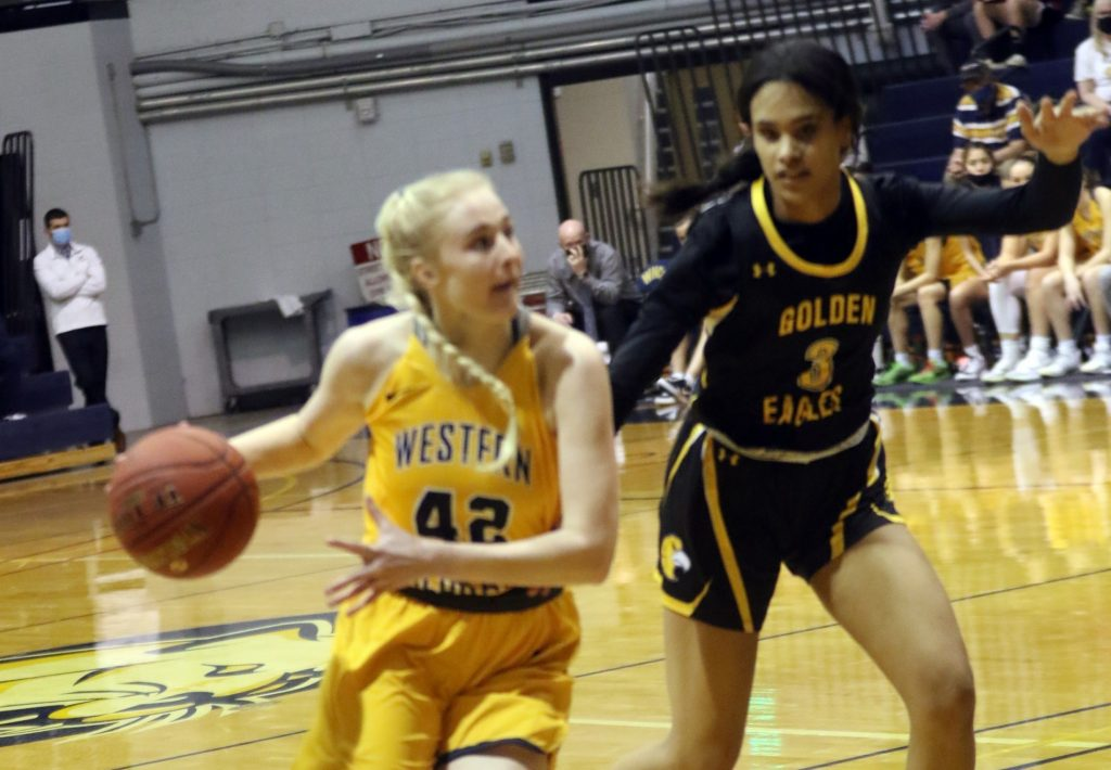 No. 22 WNCC women roll over LCCC