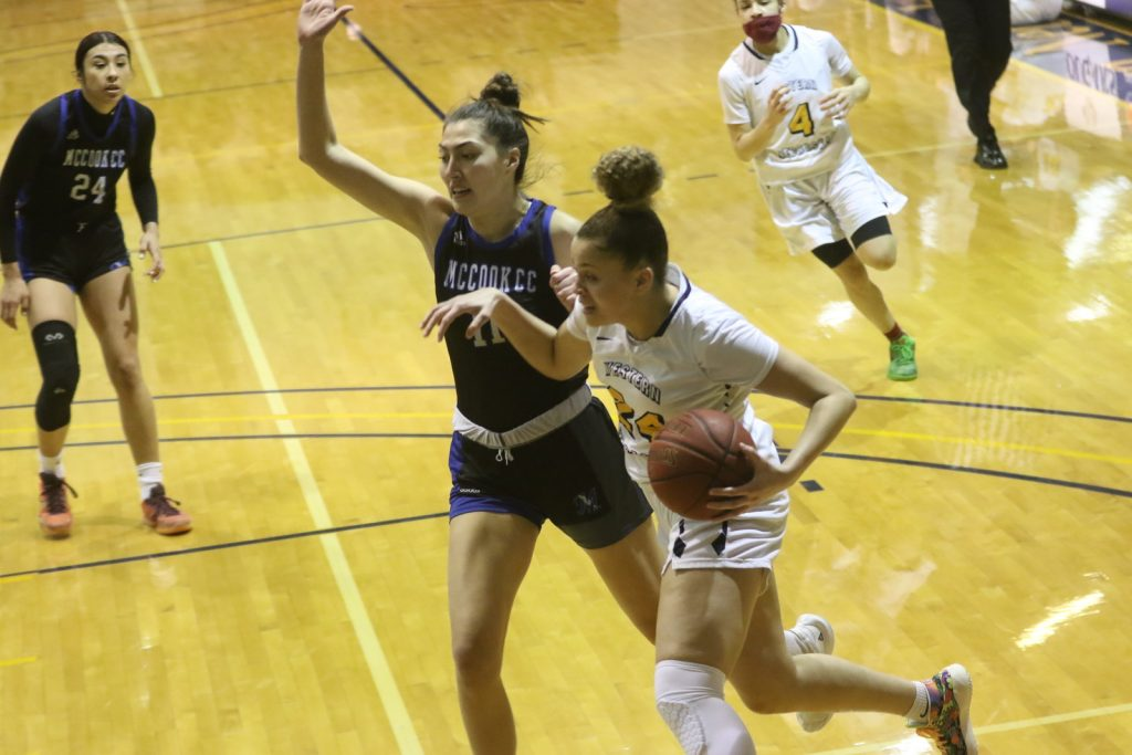 WNCC women use strong second half to run past McCook